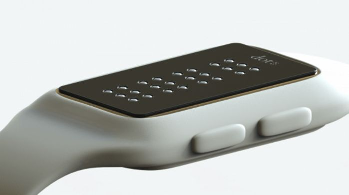 Dot Braille Smart Watch Smart watch, Wearable technology