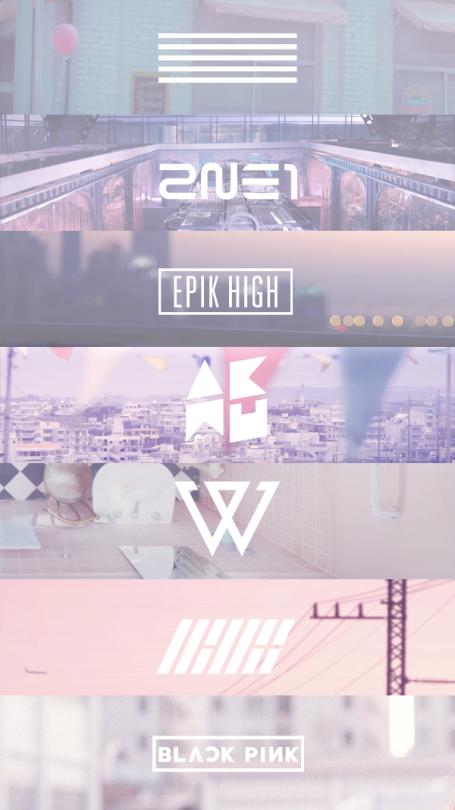 Yglockscreenworld Kpop Backgrounds Bigbang Wallpapers Ikon