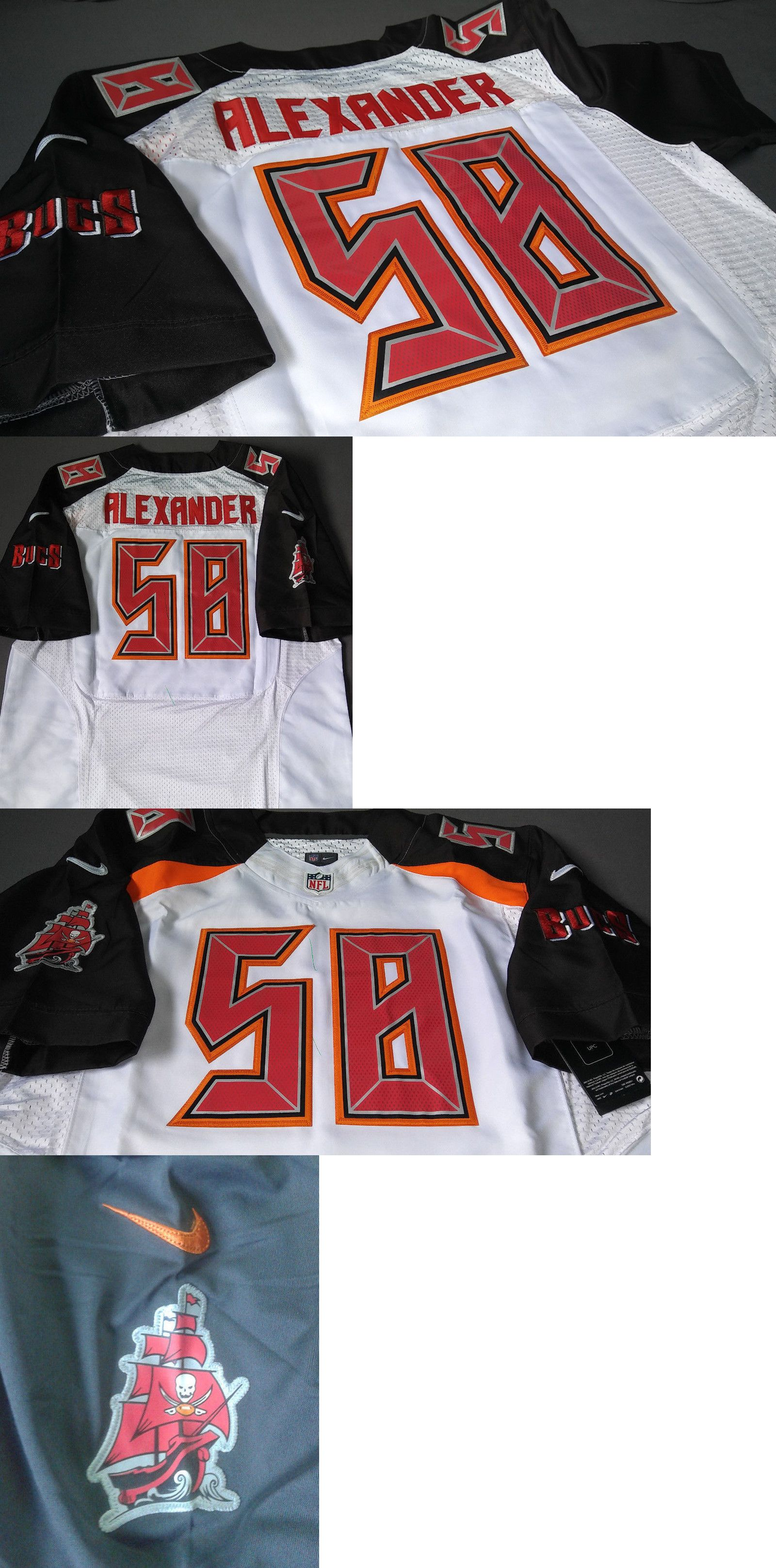 31b389952d7 ... clearance football nfl 206 kwon alexander tampa bay buccaneers 58 men s  white 2xl mens tampa