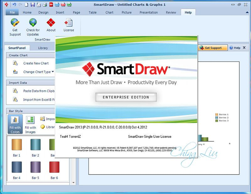 SmartDraw Pro Serial Key With Crack & Patch | cracked