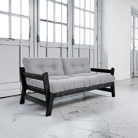 Step Sofa Bed Light Grey By Karup Monoqi Sitzgelegenheiten
