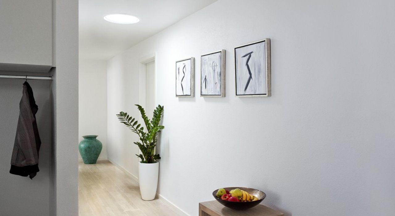 home office mit dachfenster ideen bilder, dachausbau ideen für den flur | velux dachfenster | heidi | pinterest, Design ideen