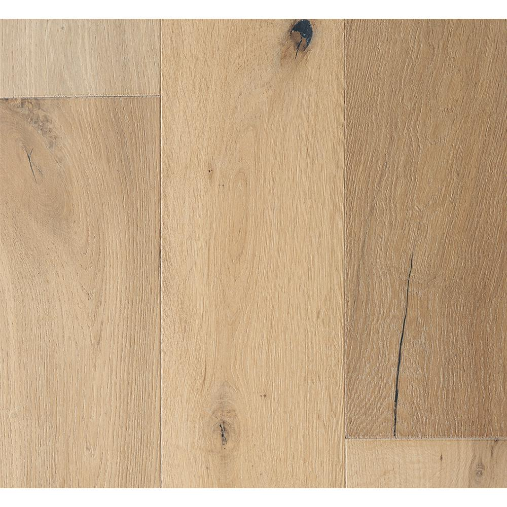 Malibu Wide Plank French Oak Delano 3 8 In T X 6 1 2 In W X Varying L Enginee Wood Floors Wide Plank Engineered Hardwood Flooring White Oak Laminate Flooring