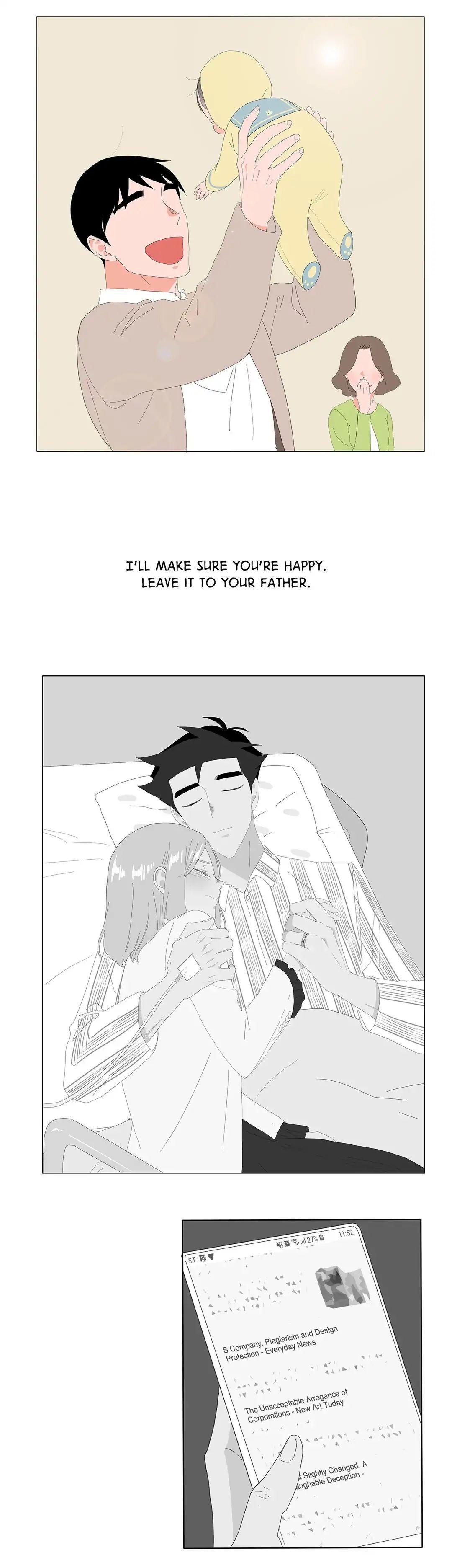 The Lady and Her Butler Chapter 100 - MangaHasu | Webtoons