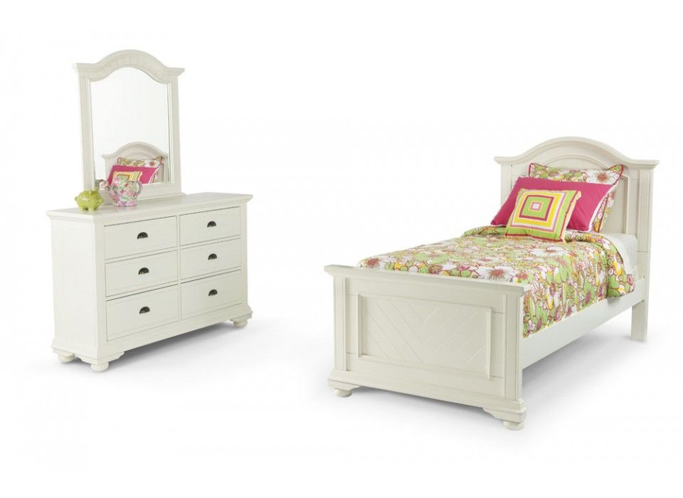 Best Brook Youth 6 Piece Twin Bedroom Set Bob S Discount 400 x 300