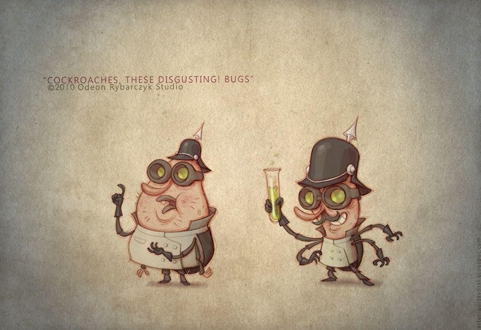Animation Character Design Portfolio : D character design portfolio work evermotion