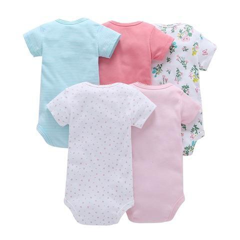 eca36e6c7e78 Brand new 100% Cotton Baby girl boy Rompers 2018 Polka Dot Baby ...