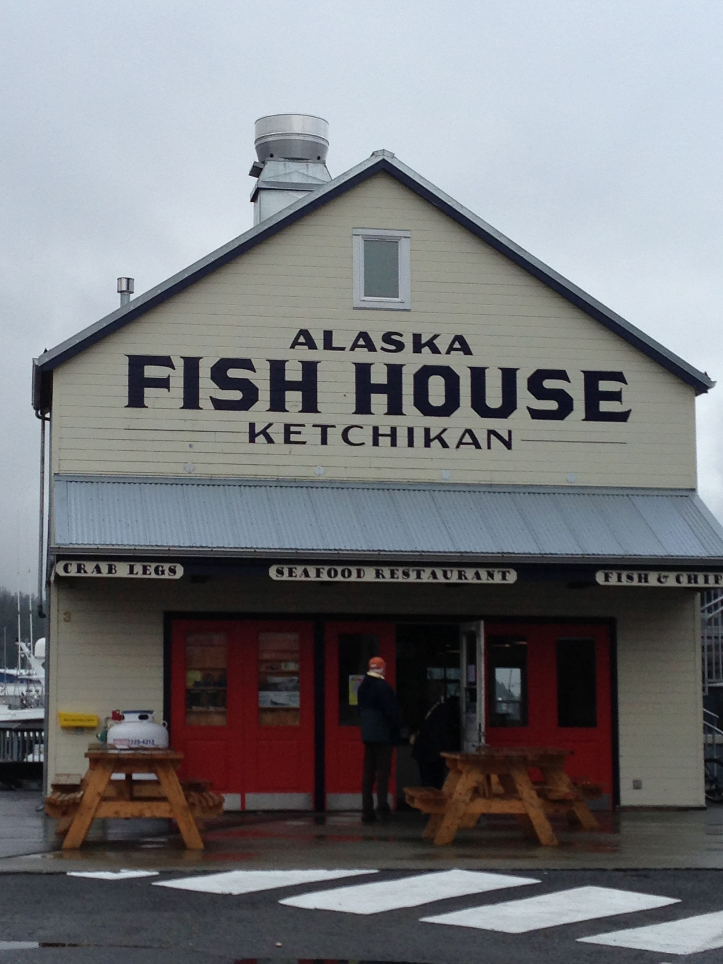 Alaska Fish House Been Here And It S Wonderful Alaska Cruise
