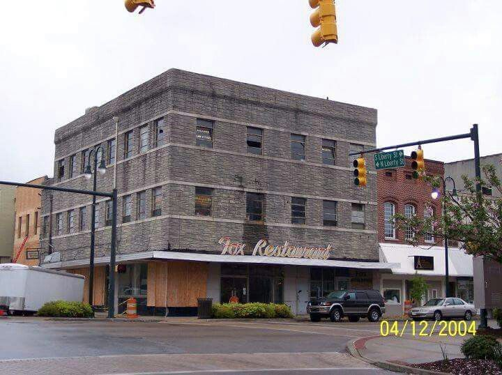 Historic Downtown Jackson Fox Restaurants Jackson Hometown