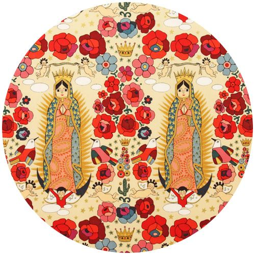 Folklorico, La #Virgencita by Alexander Henry.