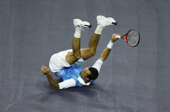 Radek Stepanek Photos Photos Tennis Masters Cup Day 6 Tennis Tennis Players Tennis Racket