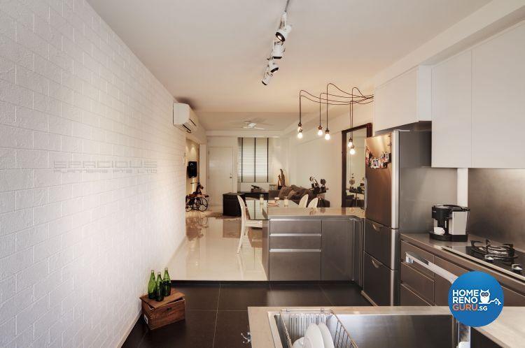 Hdb 3 Room Resale Bto Renovation Packages 2020 Minimalist Home Decor Living Room Furniture Layout Minimalist Kitchen Design