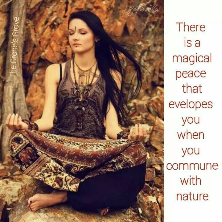 Pagan quotes The Crone's Grove