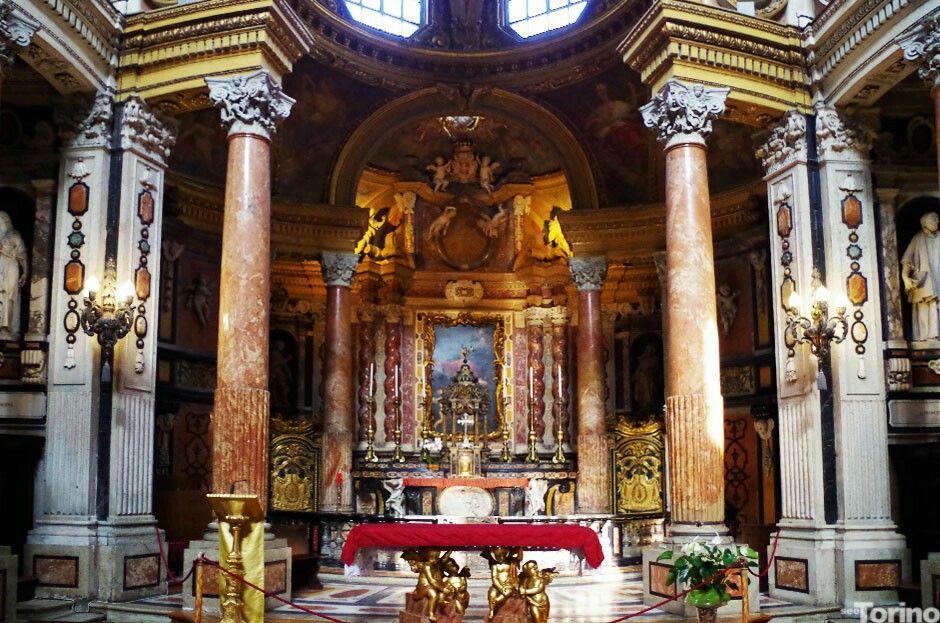 Guarino Guarini. Chiesa di San Lorenzo. Torino  (dal 1668)