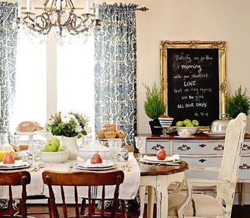 Another View Of Miss Mustard Seeds Dining Room