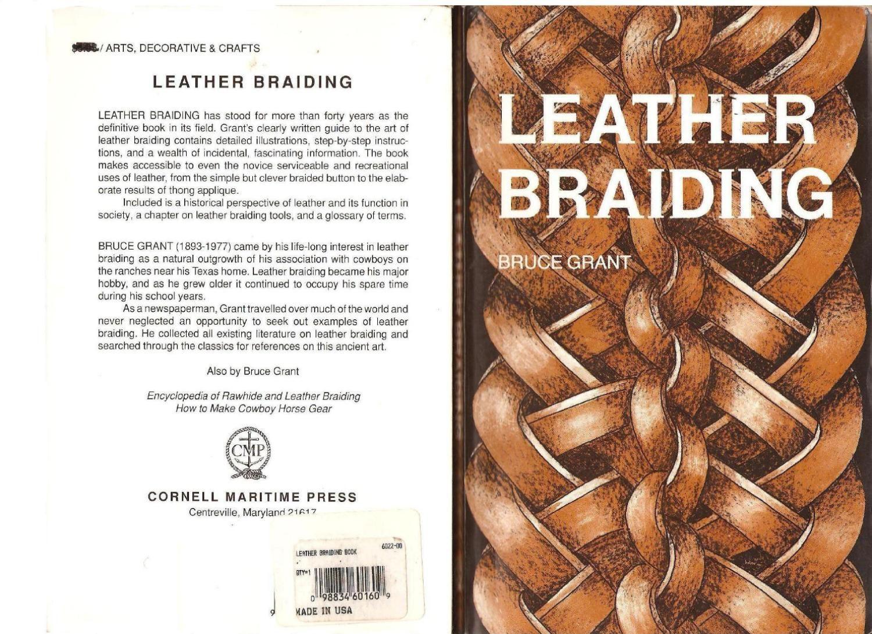 Trenzado en cuero | Leather patterns | Pinterest | Tipo de trenzas ...