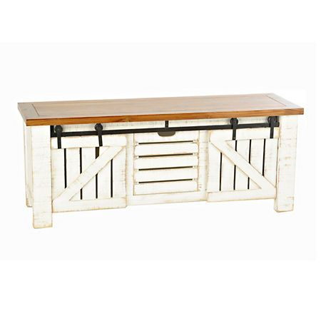 Phenomenal Product Details Farmhouse White Sliding Storage Bench Gmtry Best Dining Table And Chair Ideas Images Gmtryco