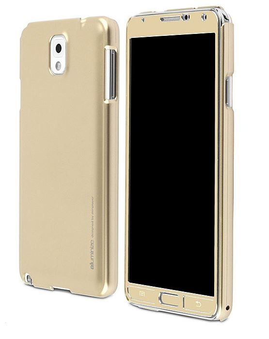Samsung Galaxy Note 3 SkinPlayer Aluminize Aluminum Skin