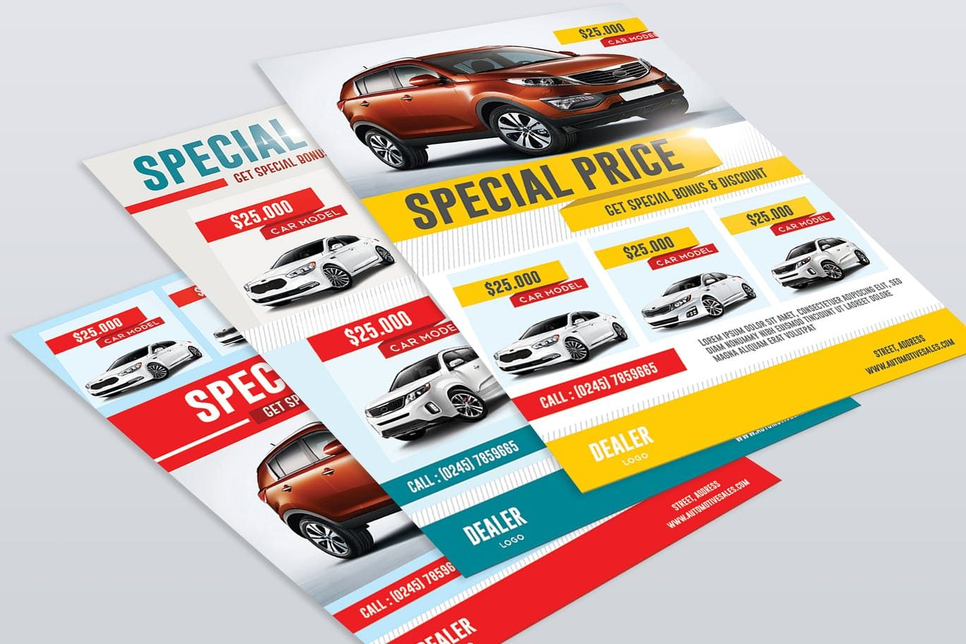 Car Sale Flyer By Aarleykaiven On With Images Sale Flyer