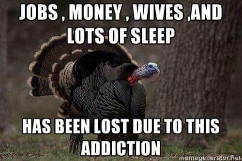Turkey Fever Turkey Hunting