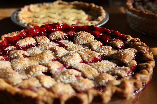 Summer Jumbleberry Pie by eatthelove as adapted from Gourmet Magazine #Pie #Jumbleberry #eatthelove