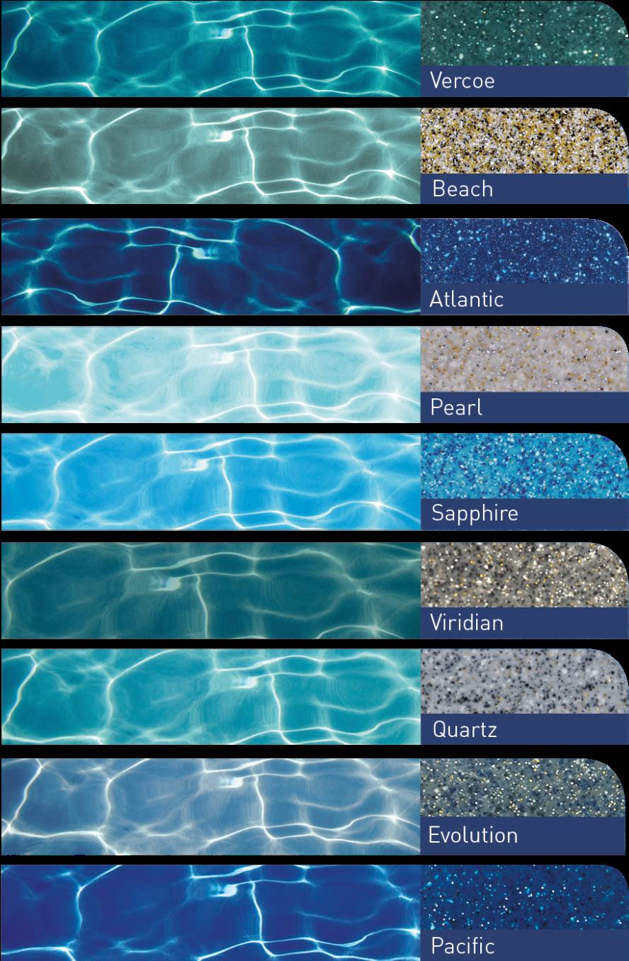 pools backyard inground pool colors