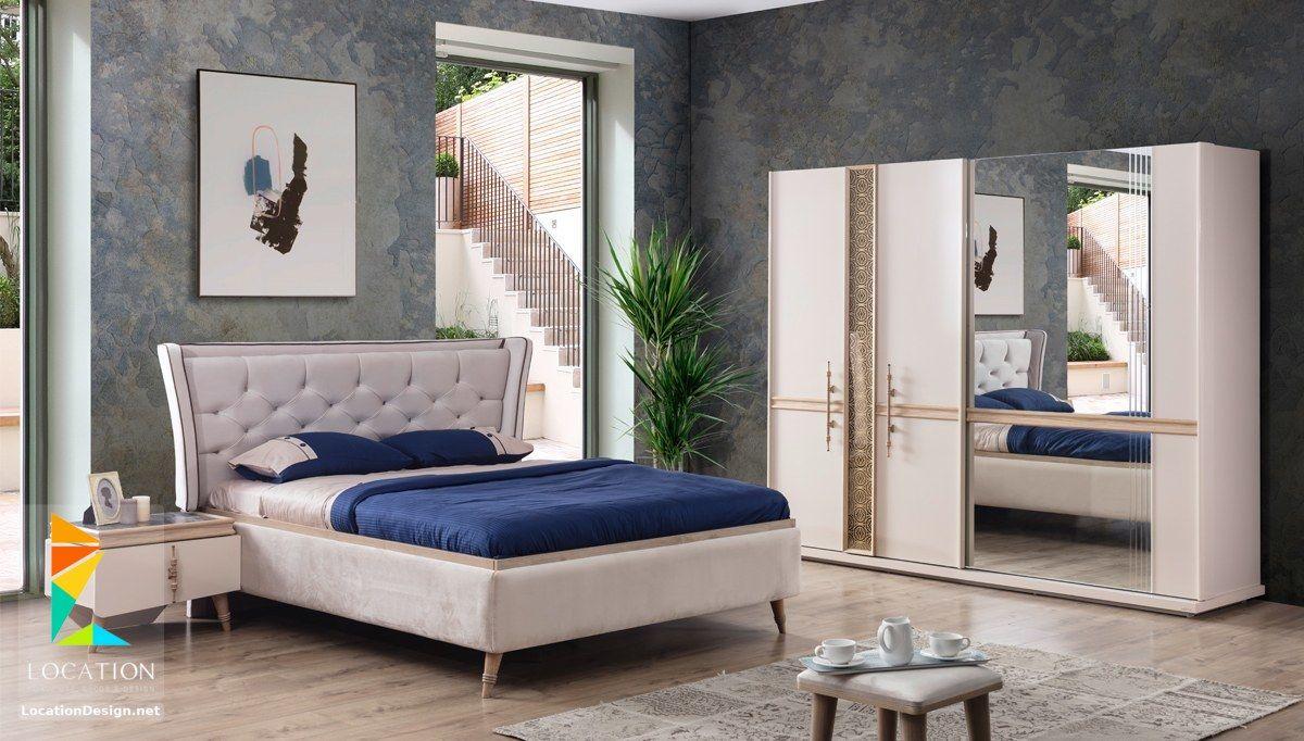 غرف نوم عرايس كامله 2019 2020 Bed In Living Room Bed Bedroom Design