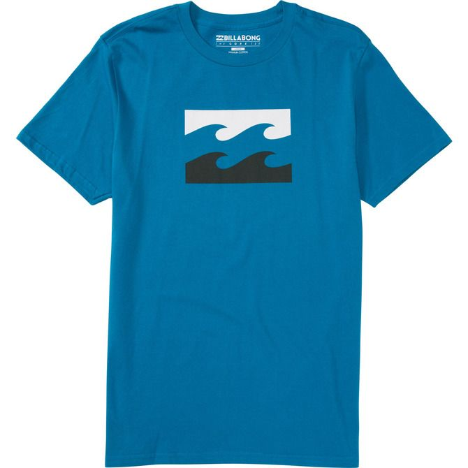Get free shipping at the Billabong online store. A ready, sets, standby. Premium short sleeve graphic tee.