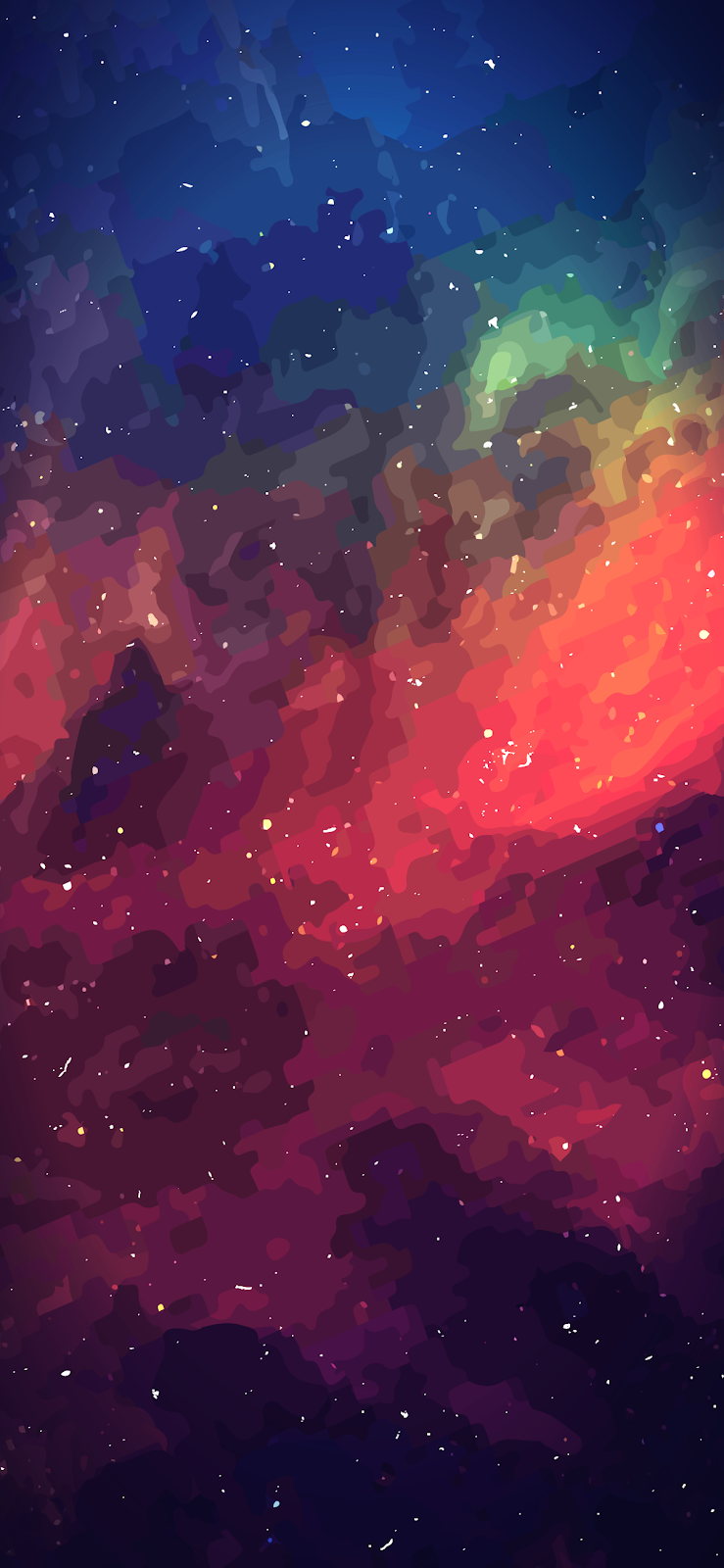 Space by EvgeniyZemelko (iPhone X/XS/XR/XSMAX) Mkbhd
