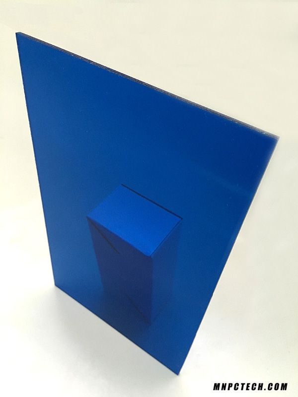 12 X 12 Blue Colored Acrylic Plastic Sheets Mnpctech Plastic Sheets Acrylic Plastic Sheets Use Of Plastic