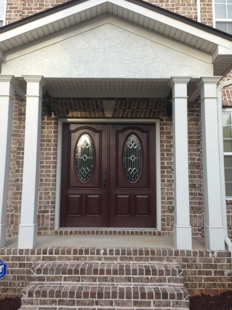 Sherwin Williams 39 Polished Mahogany 39 Sw2838 Porches And Doors Pinterest Front Doors