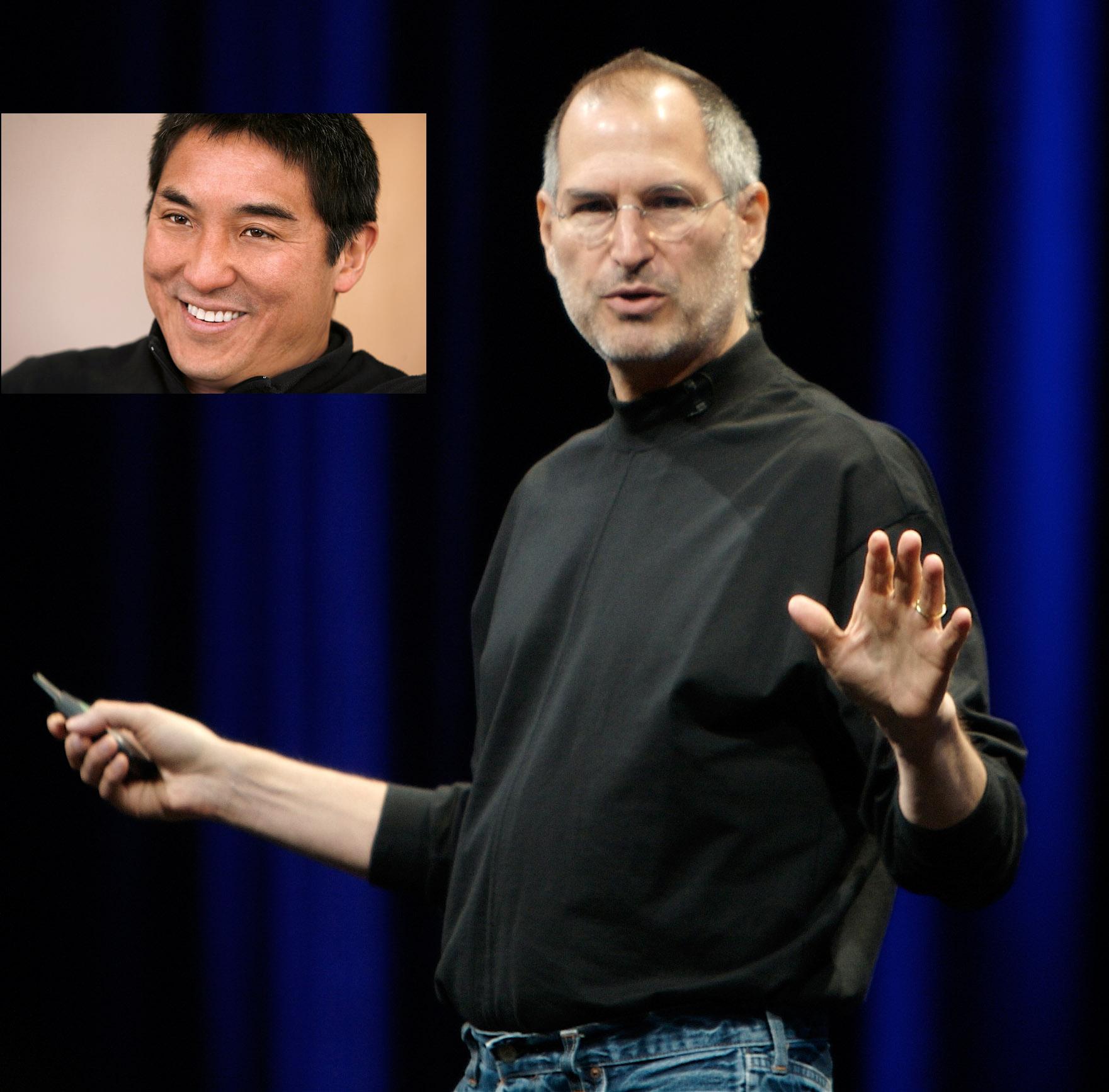 Lecciones que Guy Kawasaki aprendió de Steve Jobs http://www.een.edu/blog/lecciones-que-guy-kawasaki-aprendio-de-steve-jobs.html vía @eenbs