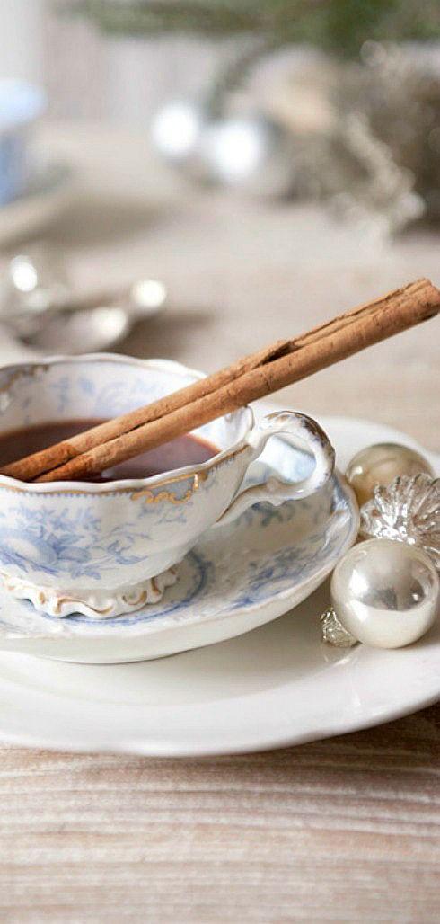 Cinnamon Christmas tea