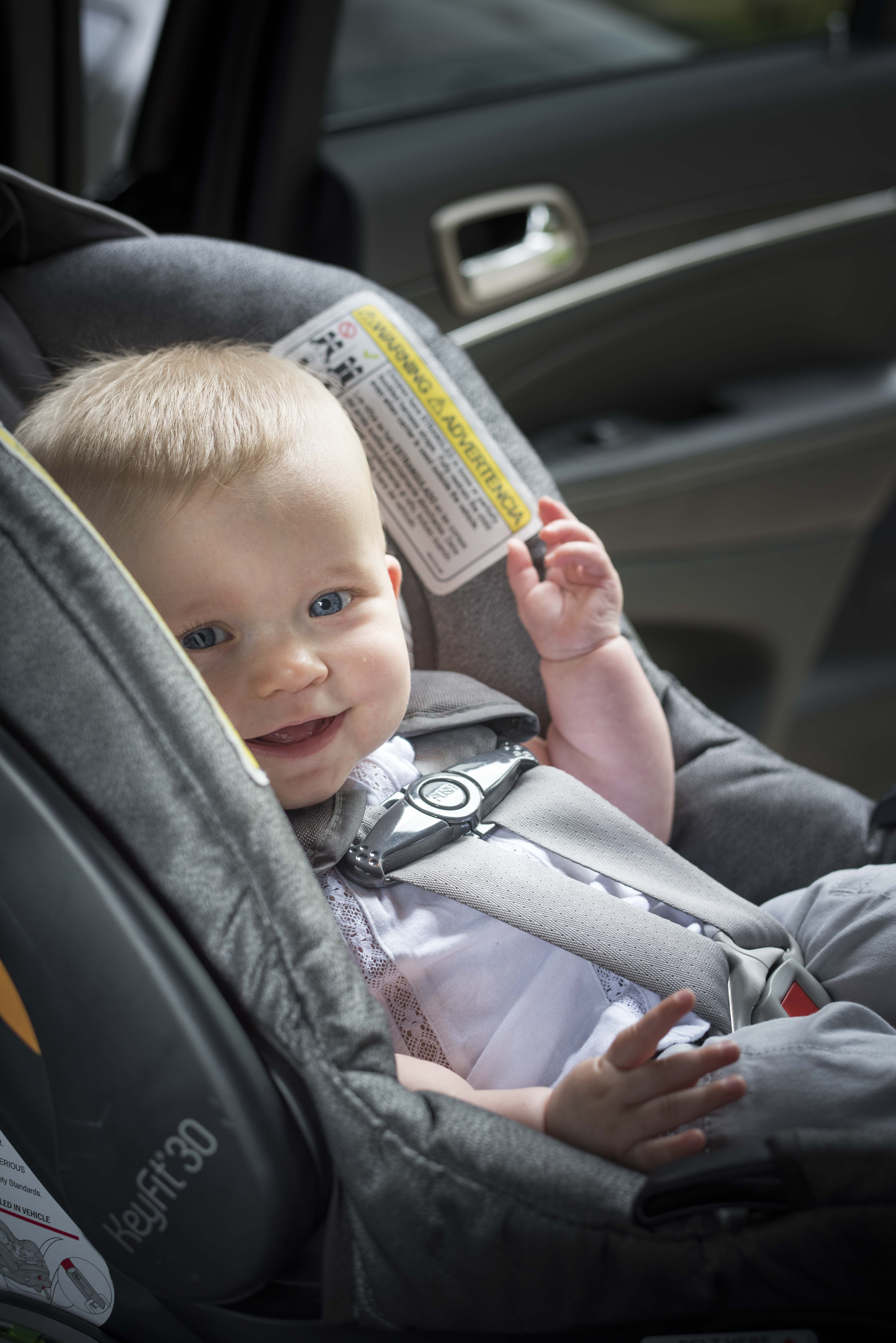 Baby On Board No Matter If Your Child Is An Infant Or A Big Kid
