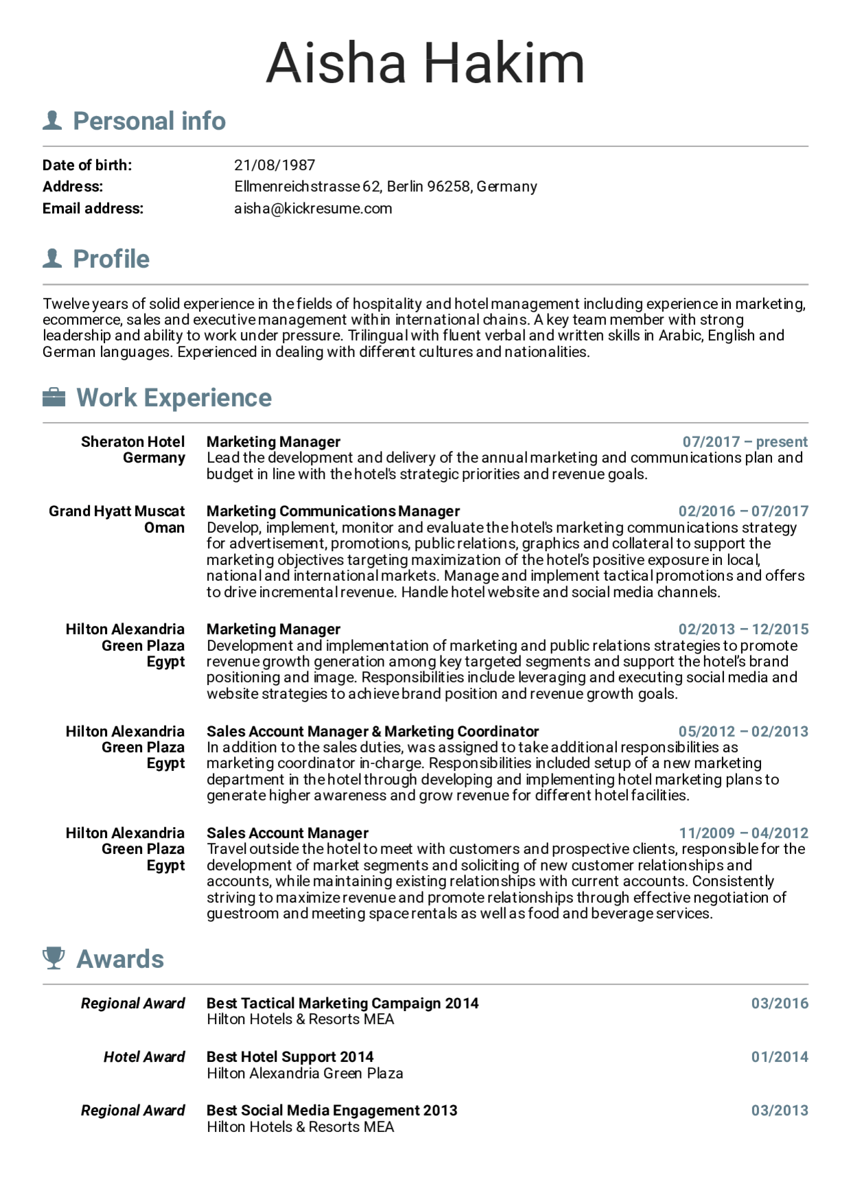 Marketing Manager Resume Sample Marketing Manager Resume Sample Marketing Manager Resume Sample Doc Marketing Manager Resume Samples Jobhero 4 Market Marketing