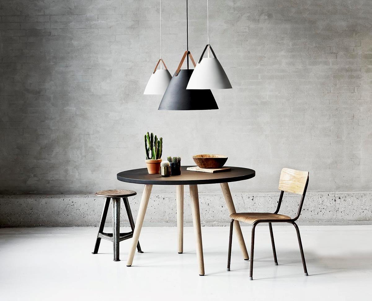 Superb Luxus Hausrenovierung Esszimmer Pendelleuchten Eine Schone Beleuchtung Leuchten Zu Erhellen Ihr Spe #9: Pendant Lamp STRAP 36 By Nordlux