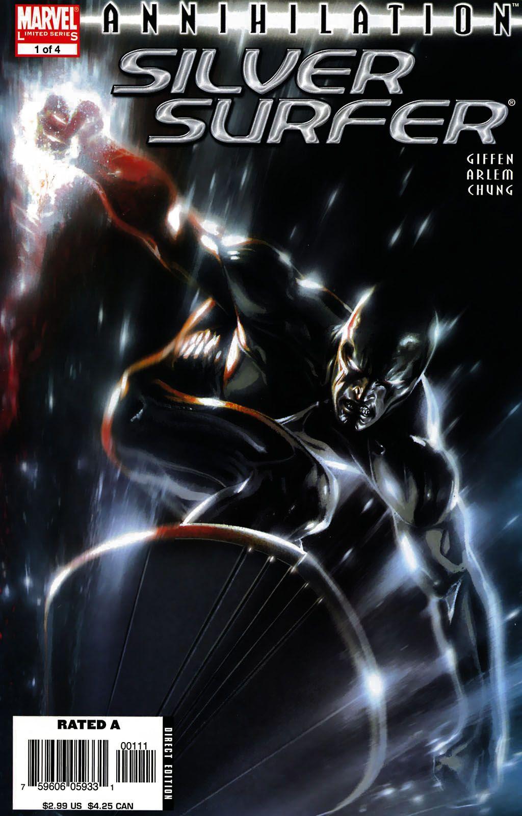 Annihilation: Silver Surfer #1