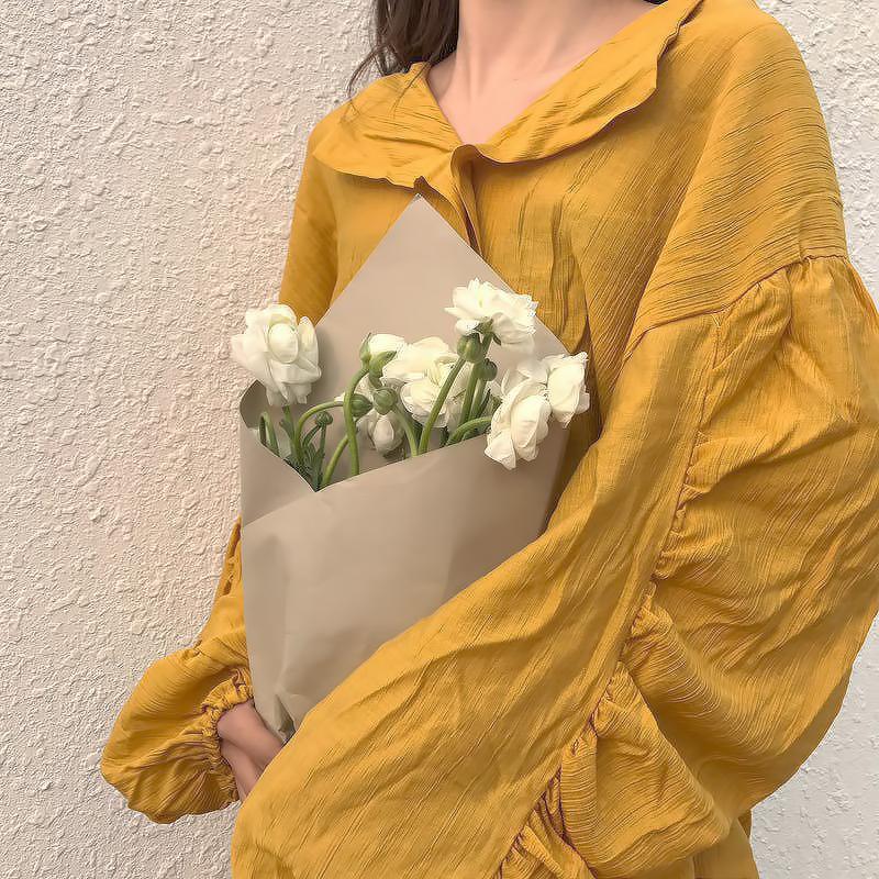 Korean Style Korean Fashion Korean Beauty Yellow Aesthetic Shades Of Yellow Fashion