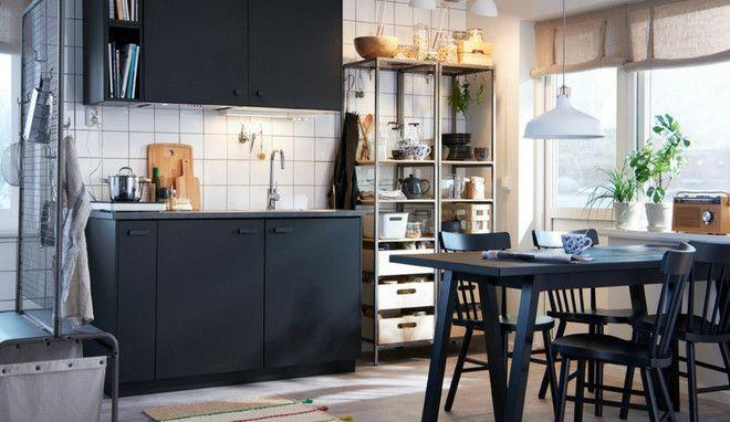 Comment aménager une toute petite cuisine ? - M6 Pinterest