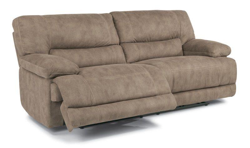 Pasadena Reclining Sofa By Flexsteel At Crowley Furniture In Kansas City Www Crowleyfurniture