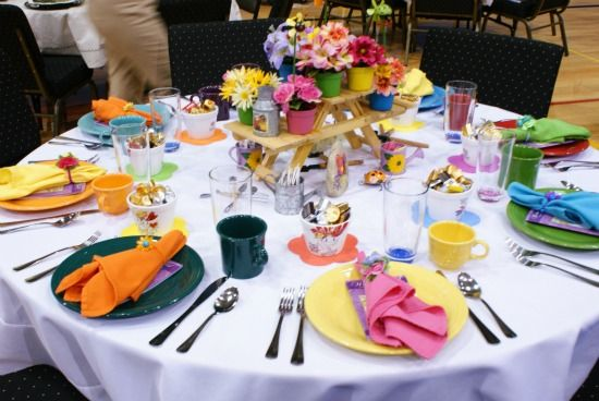 Pin By Linda Bruns On Appetizers Luncheon Decoration Table