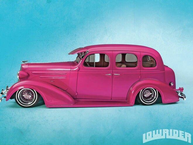 1936 Chevrolet Standar.