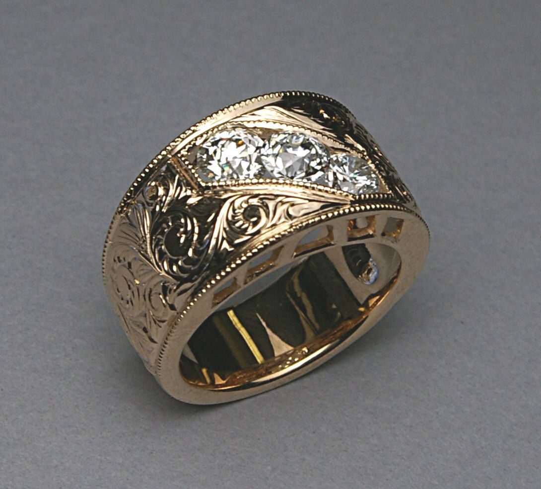 ELICHAI Fine Jewelry Custom Fine Jewelry Design Rings