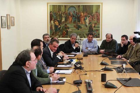 Πρωτοπορεί η Περιφέρεια Δυτικής Μακεδονίας μέσα από τη δημιουργία του Ταμείου Ανάπτυξης Δυτικής Μακεδονίας - Η υπογραφή της σύμβασης τον…