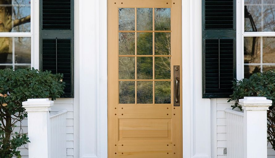 Nantucket Collection 12 Panes Simpson Door Company