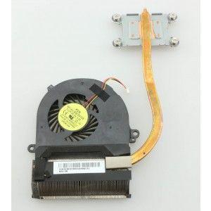 V000350040 Toshiba Thermal Module Cpu Pm In Satellit New Oem