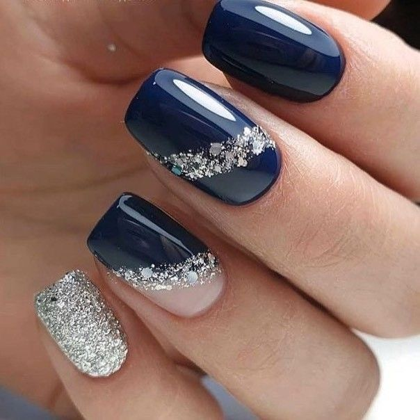 Most Beautiful Winter Nail Art Designs – empyreandivine