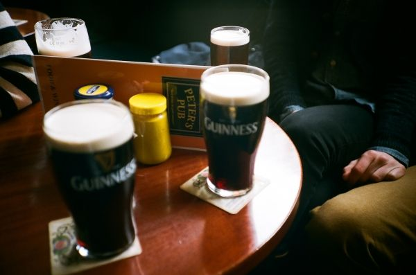 Guinness & Colman's by the Ferry