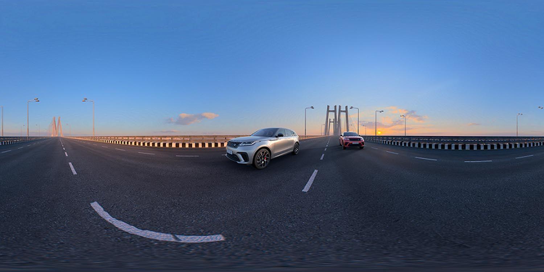 لاند روفر الشرق الأوسط وشمال أفريقيا تطلق أول فيلم 360 درجة للاحتفاء بجمال المغامرات موقع ويلز In 2020 Land Rover Road