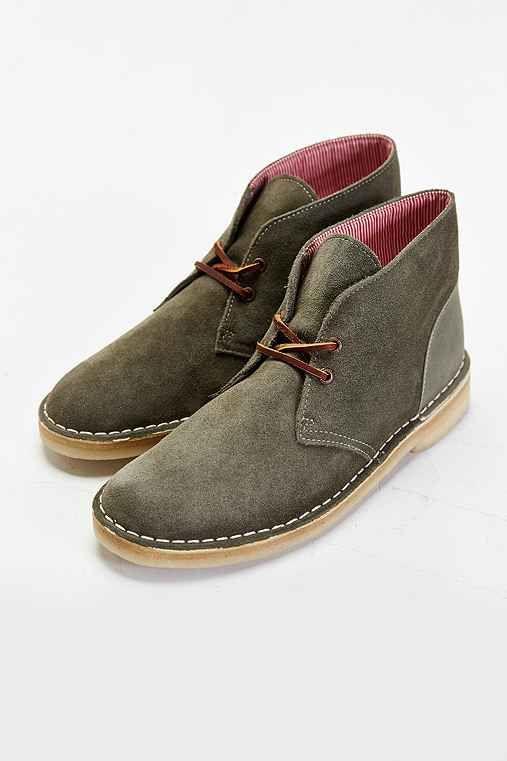 83c3f60f85e Clarks X Herschel Supply Co. Desert Boot | all me | Boots, Shoe ...